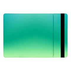 Sealife Green Gradient Apple Ipad Pro 10 5   Flip Case