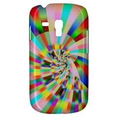 Irritation Funny Crazy Stripes Spiral Galaxy S3 Mini