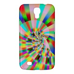 Irritation Funny Crazy Stripes Spiral Samsung Galaxy Mega 6 3  I9200 Hardshell Case