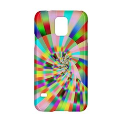 Irritation Funny Crazy Stripes Spiral Samsung Galaxy S5 Hardshell Case