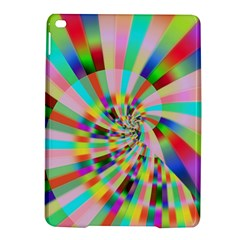 Irritation Funny Crazy Stripes Spiral Ipad Air 2 Hardshell Cases