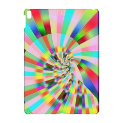 Irritation Funny Crazy Stripes Spiral Apple Ipad Pro 10 5   Hardshell Case