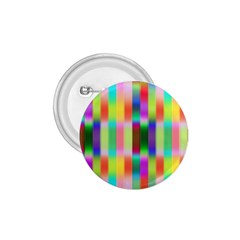 Multicolored Irritation Stripes 1 75  Buttons