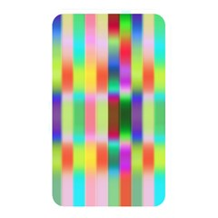 Multicolored Irritation Stripes Memory Card Reader