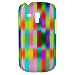 Multicolored Irritation Stripes Galaxy S3 Mini