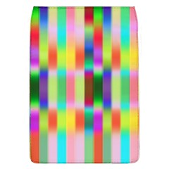 Multicolored Irritation Stripes Flap Covers (l)