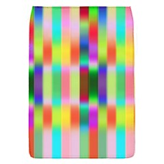 Multicolored Irritation Stripes Flap Covers (s)