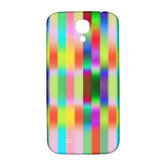 Multicolored Irritation Stripes Samsung Galaxy S4 I9500/i9505  Hardshell Back Case
