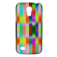 Multicolored Irritation Stripes Galaxy S4 Mini