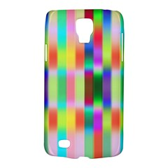 Multicolored Irritation Stripes Galaxy S4 Active