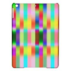 Multicolored Irritation Stripes Ipad Air Hardshell Cases by designworld65
