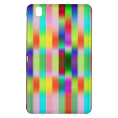 Multicolored Irritation Stripes Samsung Galaxy Tab Pro 8 4 Hardshell Case