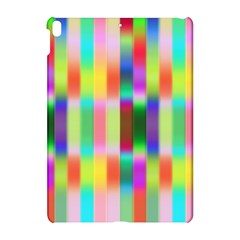 Multicolored Irritation Stripes Apple Ipad Pro 10 5   Hardshell Case by designworld65