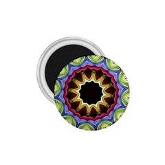 Love Energy Mandala 1 75  Magnets