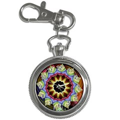 Love Energy Mandala Key Chain Watches