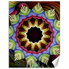 Love Energy Mandala Canvas 12  X 16
