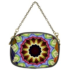 Love Energy Mandala Chain Purses (one Side)