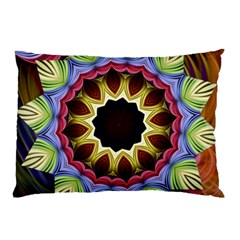Love Energy Mandala Pillow Case