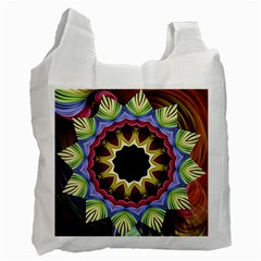Love Energy Mandala Recycle Bag (one Side)