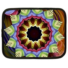 Love Energy Mandala Netbook Case (xxl)