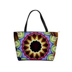 Love Energy Mandala Shoulder Handbags