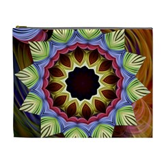 Love Energy Mandala Cosmetic Bag (xl) by designworld65