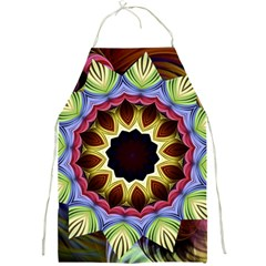 Love Energy Mandala Full Print Aprons