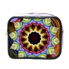 Love Energy Mandala Mini Toiletries Bags