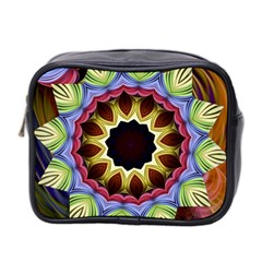 Love Energy Mandala Mini Toiletries Bag 2 Side