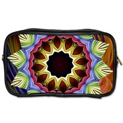 Love Energy Mandala Toiletries Bags 2 Side