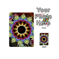 Love Energy Mandala Playing Cards 54 (mini)