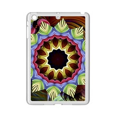 Love Energy Mandala Ipad Mini 2 Enamel Coated Cases by designworld65