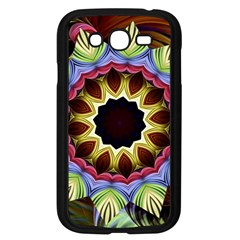 Love Energy Mandala Samsung Galaxy Grand Duos I9082 Case (black) by designworld65