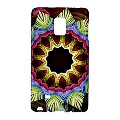 Love Energy Mandala Galaxy Note Edge by designworld65