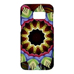 Love Energy Mandala Samsung Galaxy S7 Hardshell Case