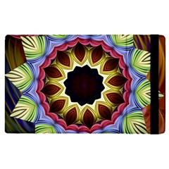 Love Energy Mandala Apple Ipad Pro 12 9   Flip Case