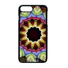Love Energy Mandala Apple Iphone 7 Plus Seamless Case (black)
