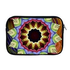 Love Energy Mandala Apple Macbook Pro 17  Zipper Case