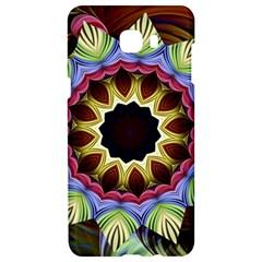 Love Energy Mandala Samsung C9 Pro Hardshell Case