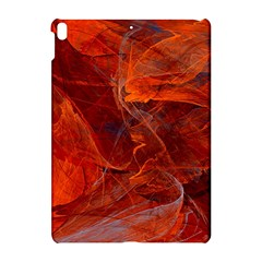 Swirly Love In Deep Red Apple Ipad Pro 10 5   Hardshell Case by designworld65
