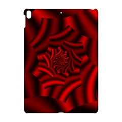 Metallic Red Rose Apple Ipad Pro 10 5   Hardshell Case by designworld65