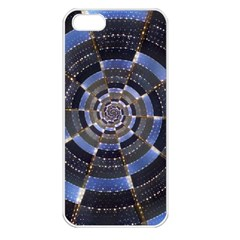 Midnight Crazy Dart Apple Iphone 5 Seamless Case (white) by designworld65