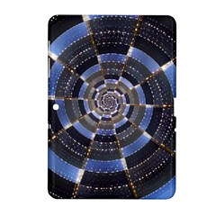 Midnight Crazy Dart Samsung Galaxy Tab 2 (10 1 ) P5100 Hardshell Case  by designworld65