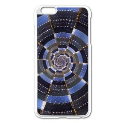 Midnight Crazy Dart Apple Iphone 6 Plus/6s Plus Enamel White Case by designworld65
