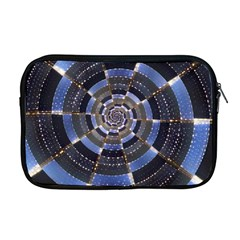 Midnight Crazy Dart Apple Macbook Pro 17  Zipper Case by designworld65