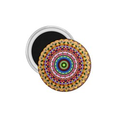 Peaceful Mandala 1 75  Magnets