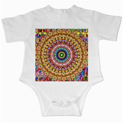 Peaceful Mandala Infant Creepers