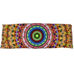 Peaceful Mandala Body Pillow Case (dakimakura) by designworld65