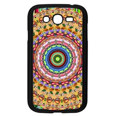 Peaceful Mandala Samsung Galaxy Grand Duos I9082 Case (black) by designworld65