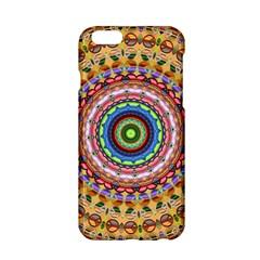 Peaceful Mandala Apple Iphone 6/6s Hardshell Case by designworld65